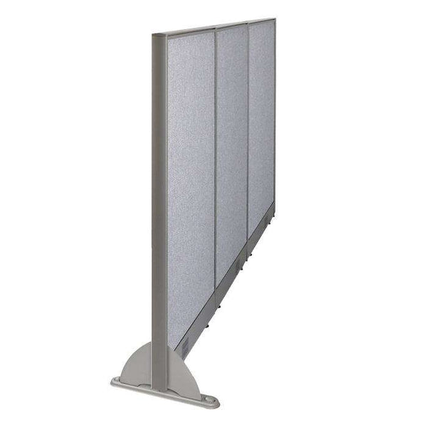 GOF Wallmounted Office Partition<BR>90W x 48H - Kainosbuy.com