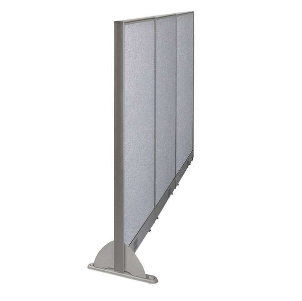 GOF Wallmounted Office Partition<BR>90W x 60H - Kainosbuy.com