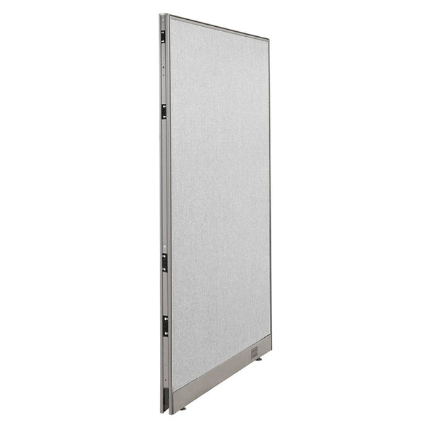 GOF Single Full Fabric Office Partition<br>24w x 72h - Kainosbuy.com