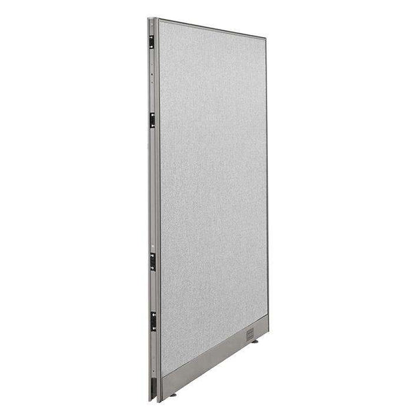 GOF Single Full Fabric Office Partition<br>42w x 60h - Kainosbuy.com