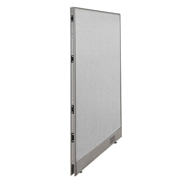 GOF Single Full Fabric Office Partition<br>48w x 60h - Kainosbuy.com