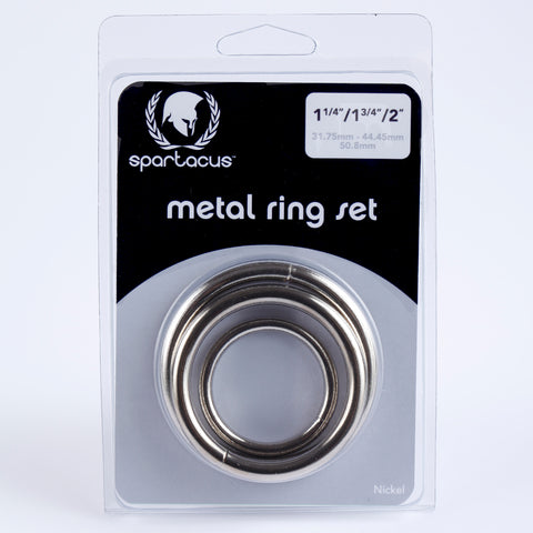 METAL C RING SET