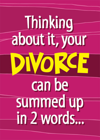 YOUR DIVORCE