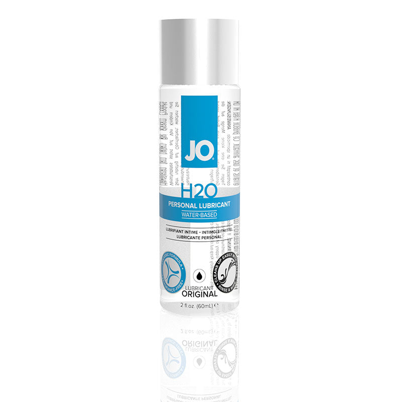 JO H20 - WATER BASED - COOLING LUBE 2 OZ