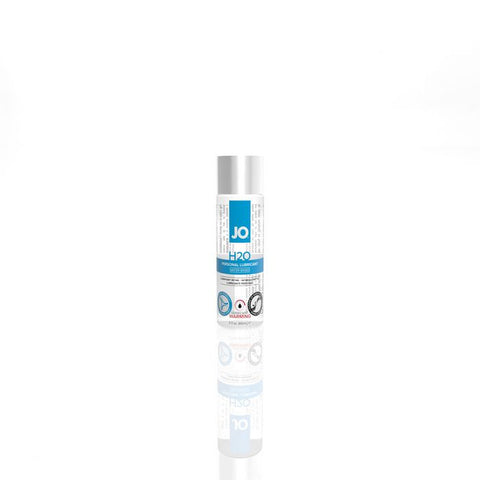 JO H20 - WATER BASED - WARMING LUBE 2 OZ