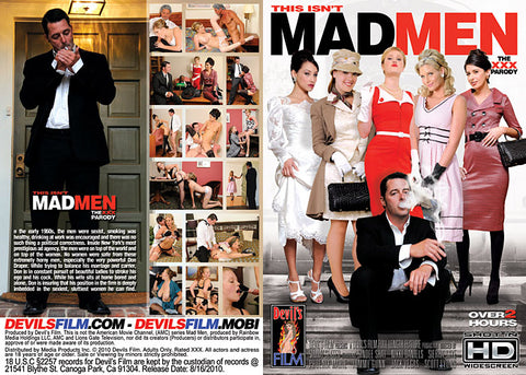 This Isn't Mad Men: The XXX Parody