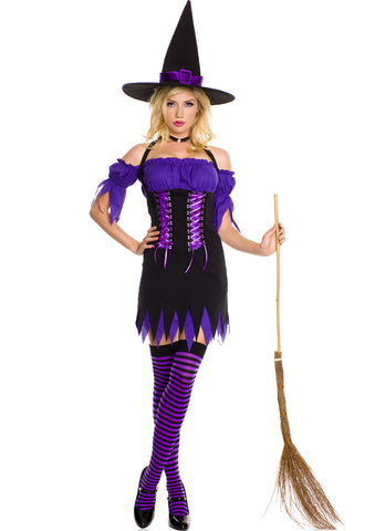 Devious Witch (M/L Size)