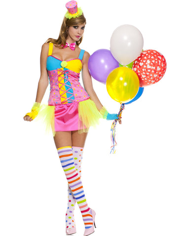 Miss Clowning Around (M/L SIZE)