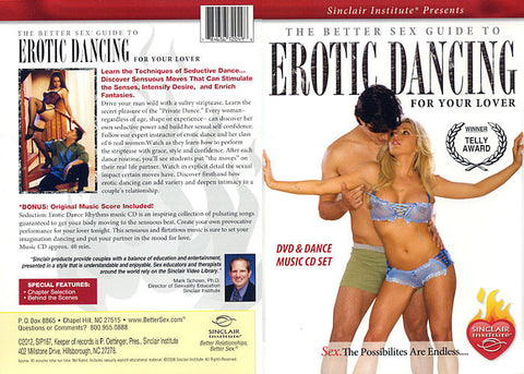 The Better Sex Guide to Erotic Dancing for Your Lover