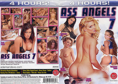 Ass Angels 7