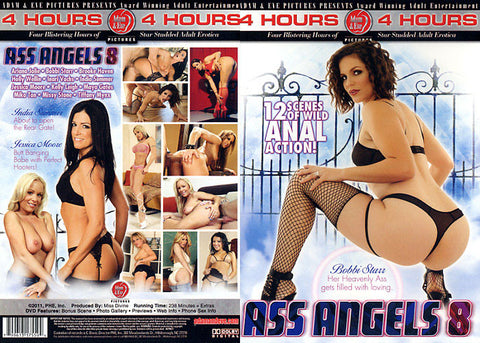 Ass Angels 8