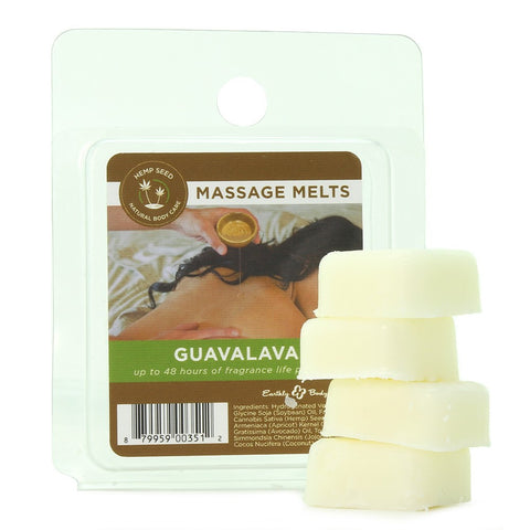 Guavalava Massage Melts Mood Set Refill