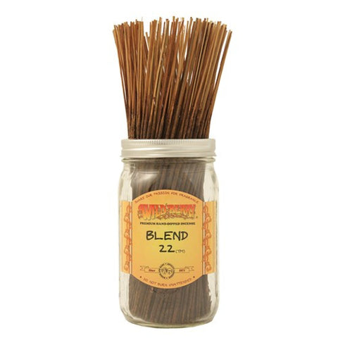 Wildberry Blend 22 Incense (3 sticks)