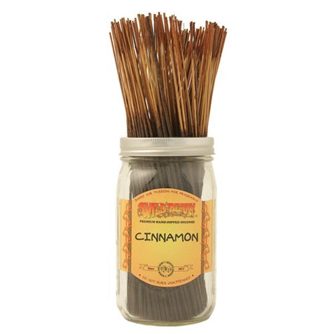 Wildberry Cinnamon Incense (3 sticks)