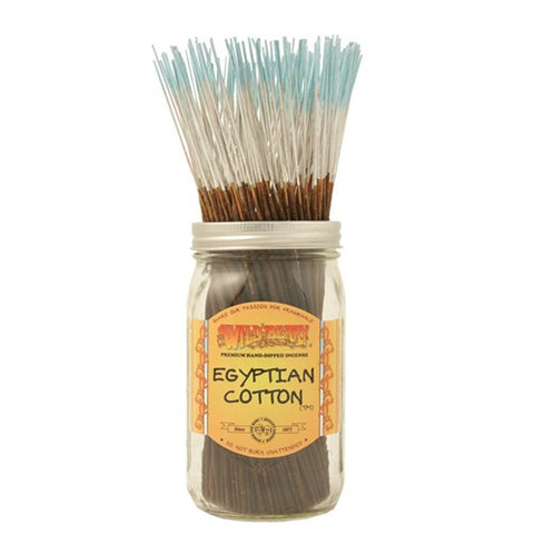 Wildberry Egyptian Cotton Incense (3 sticks)