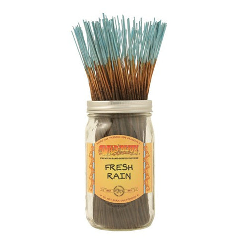 Wildberry Fresh Rain Incense (3 sticks)