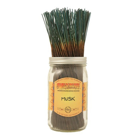 Wildberry Musk Incense (3 sticks)