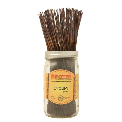 Wildberry Opium Incense (3 sticks)