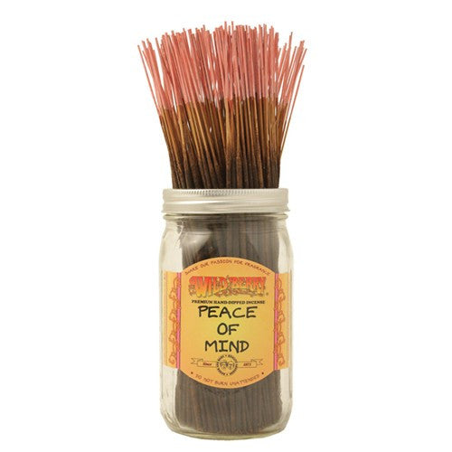 Wildberry Peace of Mind Incense (3 sticks)
