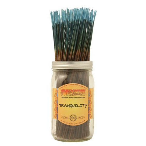 Wildberry Tranqulity Incense (3 sticks)