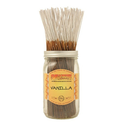 Wildberry Vanilla Incense ( 3 sticks)