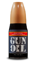 GUN OIL SILICONE LUBE 2 OZ