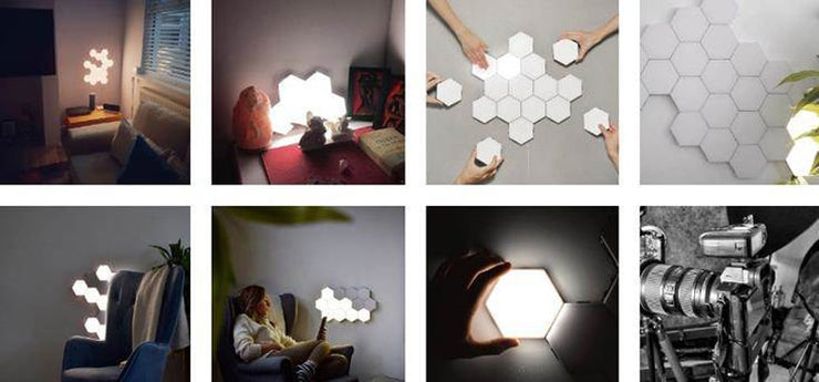 Touch Sensitive Lighting Lamp - GrabGoPay
