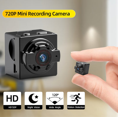 HD 720P Mini Camera Camcorders - GrabGoPay