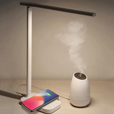 LED Lamp Wireless Charger - GrabGoPay