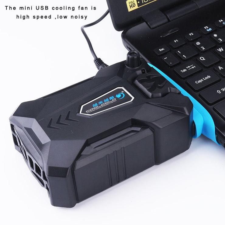 Portable Notebook Vacuum Cooler - GrabGoPay