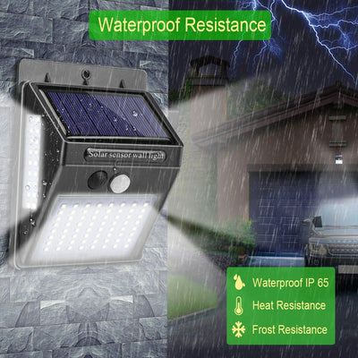 LED Solar Light - GrabGoPay