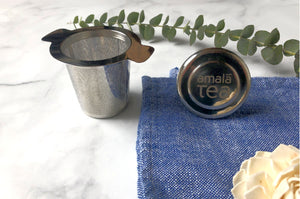 Amala Tea Strainer
