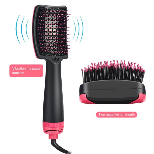 Detanglr™ Dryer Brush - The Detangling Brush