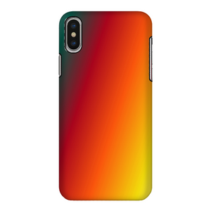 Sun Sequence Fully Printed Tough Phone Case
