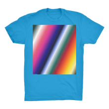 Load image into Gallery viewer, PINK SEQUENCE UNISEX TEESHIRT