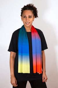 AURA LONG SCARF