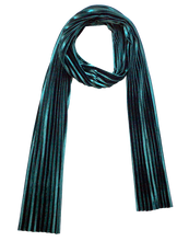 Load image into Gallery viewer, EMERALD VELVET SCARF