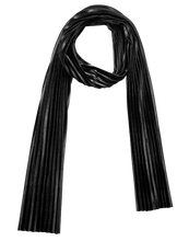 Load image into Gallery viewer, JET VELVET SCARF