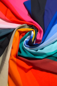 CHROMA LONG SCARF