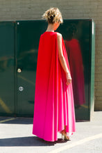 Load image into Gallery viewer, Geranium Fade Gown
