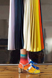 SAMPLE SALE | CHROMA SKIRT
