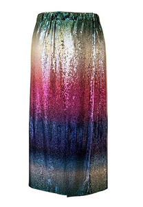 SEQUENCE MIDI SKIRT