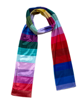 Load image into Gallery viewer, Prism Velvet Dream Scarf