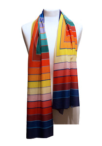 MYRIAD LONG SCARF