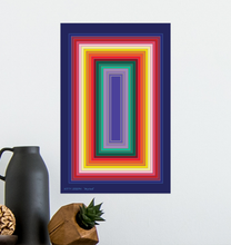 Load image into Gallery viewer, MYRIAD WALL PRINT 11x17""