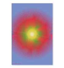 Load image into Gallery viewer, HALŌS SOL WALL PRINT 16x24""