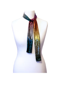 SEQUENCE SCARF