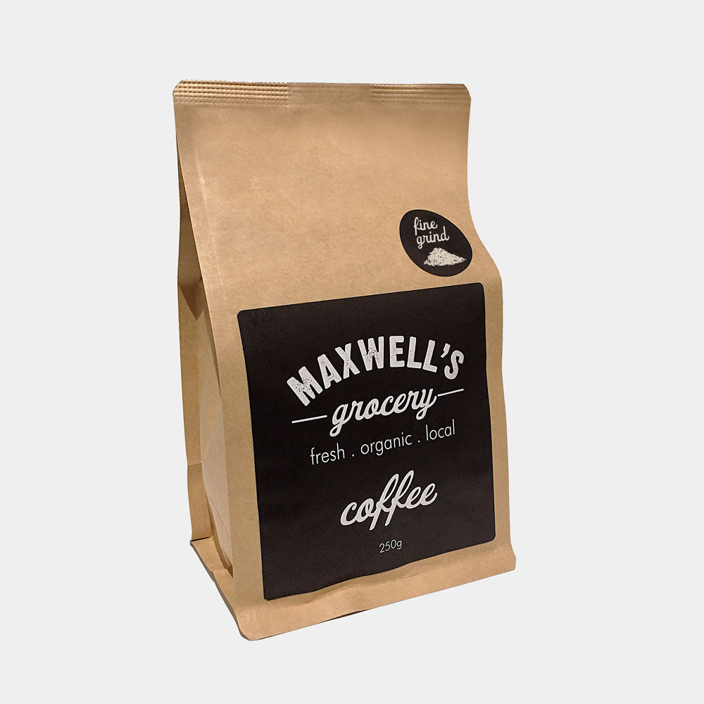 Maxwells Grocery House Blend