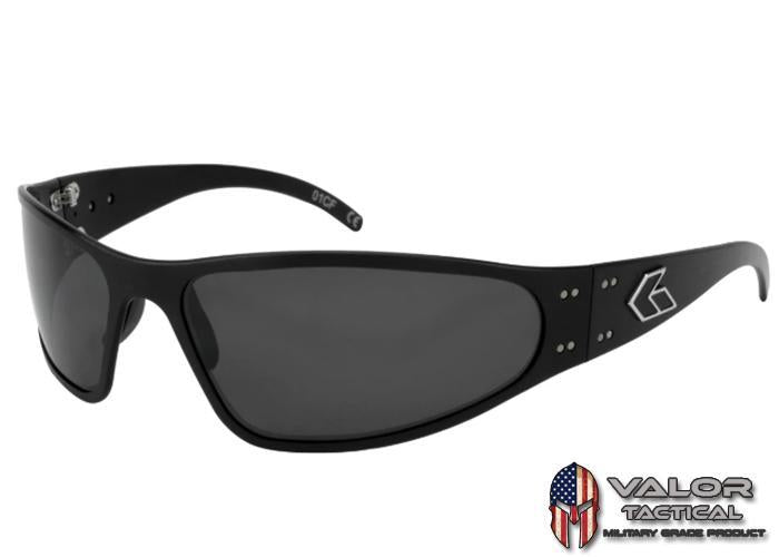Gatorz Wraptor Black Frame / Smoked Polarized lens