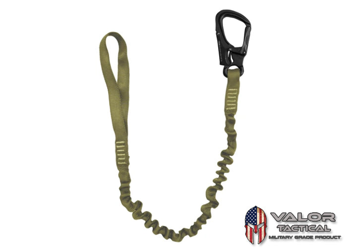 "Fusion - Extraction/Personal Retention Lanyard Tudor / Loop [ Coyote / 48"" ]"